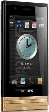 PHILIPS D812 image on imei.info