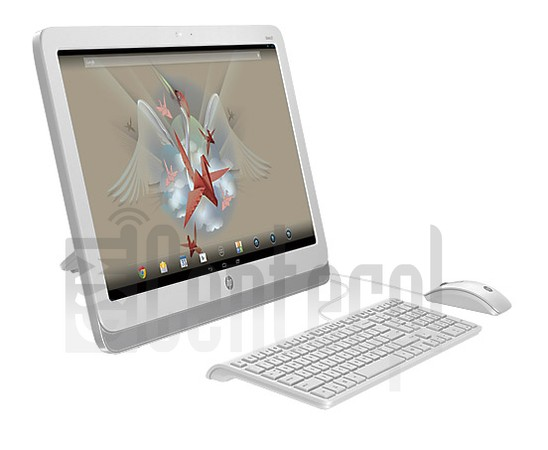 "HP All-in-One Slate K100 21"" image on imei.info"