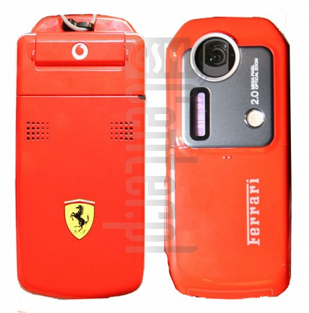 SHARP 902 Ferrari image on imei.info