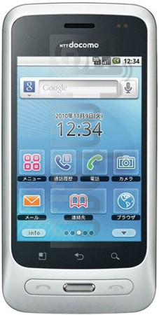 LG L-04C Optimus Chat image on imei.info
