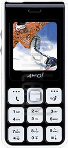 AMOI A310 image on imei.info