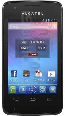 IMEI Check ALCATEL ONE TOUCH SPOP 4030D on imei.info