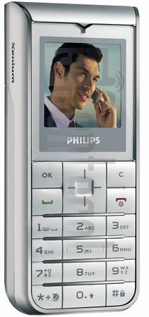 PHILIPS Xenium 9@9a image on imei.info