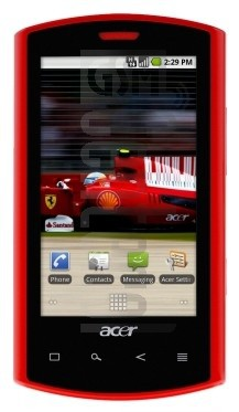 ACER Liquid e Ferrari image on imei.info