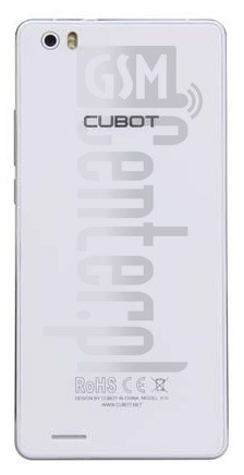 CUBOT X16 image on imei.info