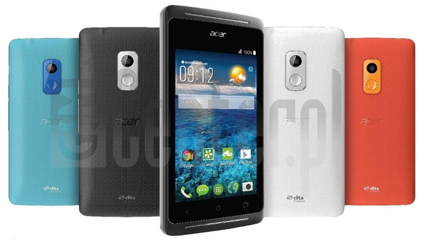 ACER Liquid Z205 image on imei.info