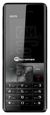 MICROMAX GC275 image on imei.info