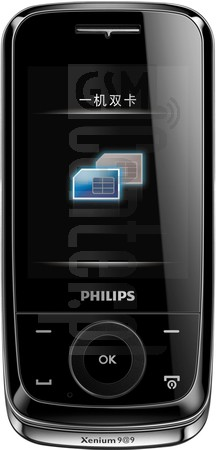 PHILIPS X510 Xenium image on imei.info