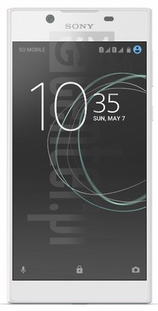 SONY Xperia L1 Dual G3312 image on imei.info