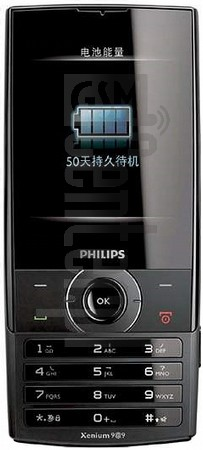 PHILIPS X620 Xenium image on imei.info