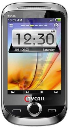 CITYCALL T3680 image on imei.info