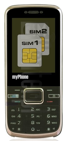 myPhone 3380 Midnight image on imei.info