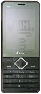K-TOUCH D1100 image on imei.info