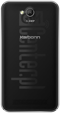 KARBONN A66 image on imei.info