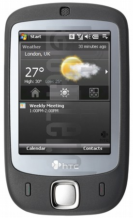 HTC Touch (HTC Vogue) image on imei.info
