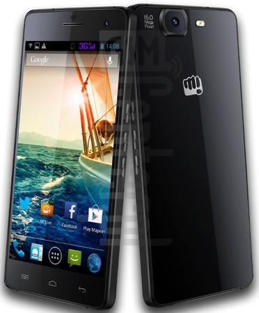 MICROMAX A350 Canvas Knight image on imei.info