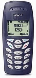 NOKIA 1260 image on imei.info