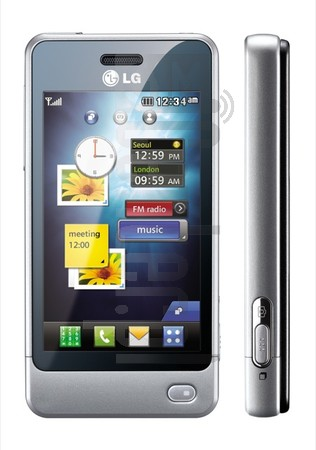 LG GD510 Hopper image on imei.info