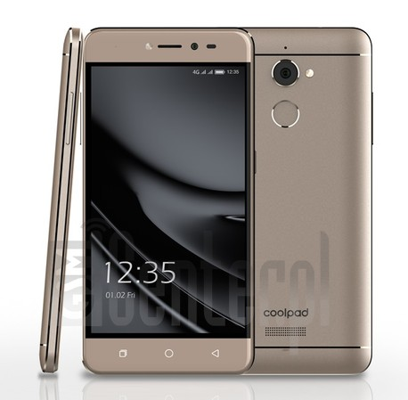 CoolPAD Fancy 3 image on imei.info