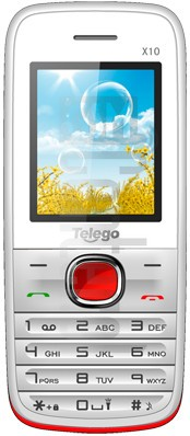 TELEGO X10 image on imei.info