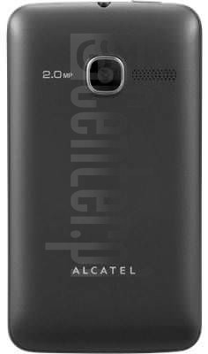 ALCATEL TRIBE 3041D image on imei.info