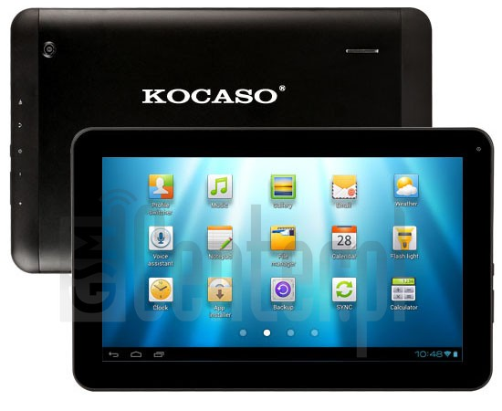 KOCASO M1069 10.1 image on imei.info