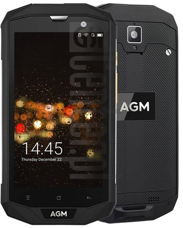 AGM A8 image on imei.info