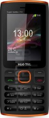IMEI Check VGO TEL Super Jumbo i700 on imei.info