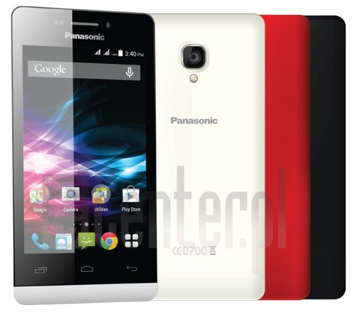 PANASONIC T40 image on imei.info