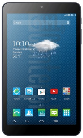 ALCATEL One Touch Pixi 3 (8) 3G EMEA image on imei.info