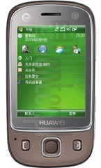 IMEI Check HUAWEI C8100 on imei.info