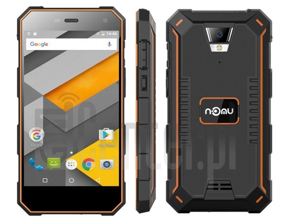 NOMU S10 image on imei.info