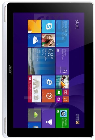 ACER SW5-012P-19KD Aspire Switch 10 image on imei.info