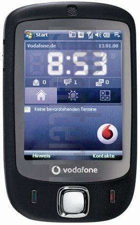 VODAFONE VPA Touch (HTC Elf) image on imei.info