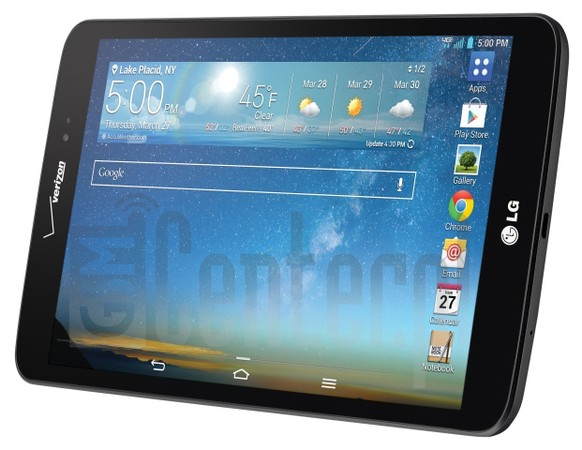 LG VK810 G Pad 8.3 LTE image on imei.info