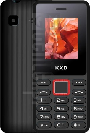 IMEI Check KXD M7 on imei.info