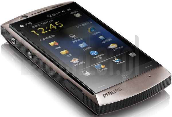PHILIPS D908 image on imei.info