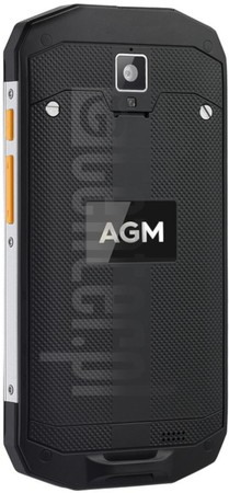 AGM A8 SE image on imei.info