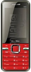 BLUEMAX B18 image on imei.info