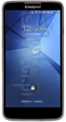 CoolPAD 7295C image on imei.info
