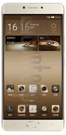 GIONEE Marathon M6 Plus image on imei.info