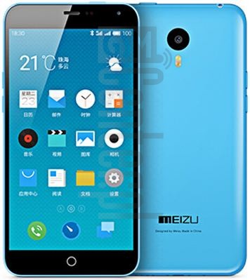 MEIZU M1 Note Telecom image on imei.info