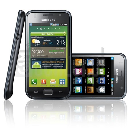 SAMSUNG I9000 Galaxy S image on imei.info