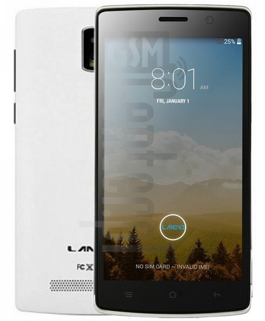 LANDVO L200 image on imei.info