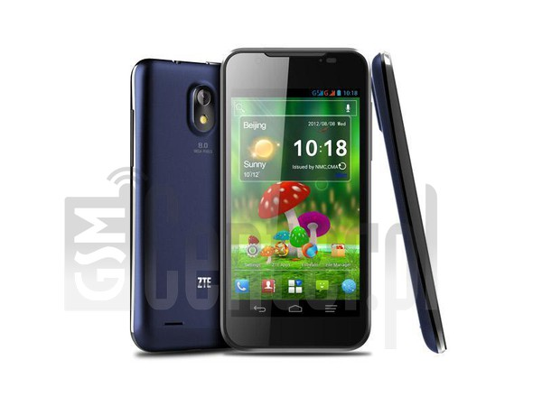 ZTE V983 Grand X Pro image on imei.info