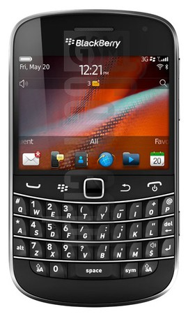 BLACKBERRY 9900 Bold Touch image on imei.info