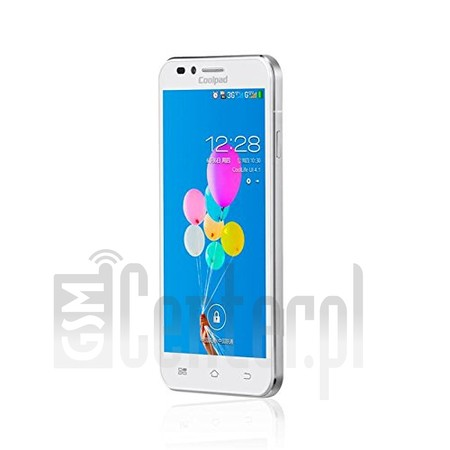 CoolPAD  Air 9150W	 image on imei.info