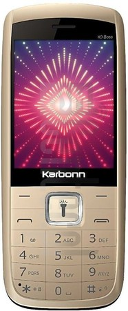 KARBONN K9 Boss image on imei.info