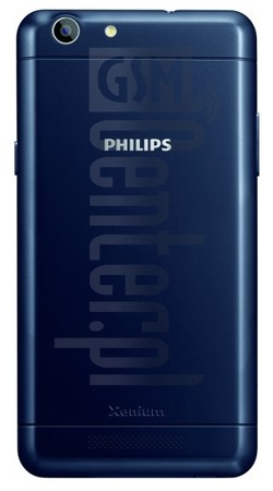 IMEI Check PHILIPS Xenium V526 on imei.info