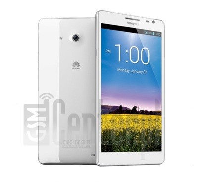 HUAWEI Ascend Mate MT1-U06 image on imei.info
